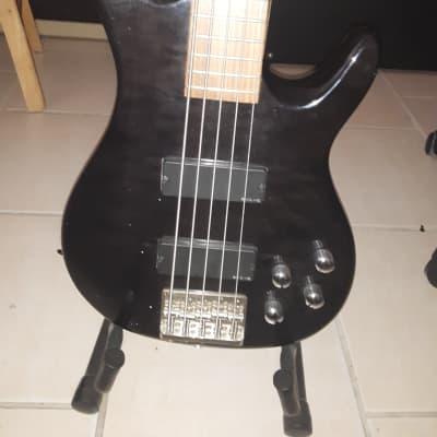 Alvarez 5 string  Black for sale