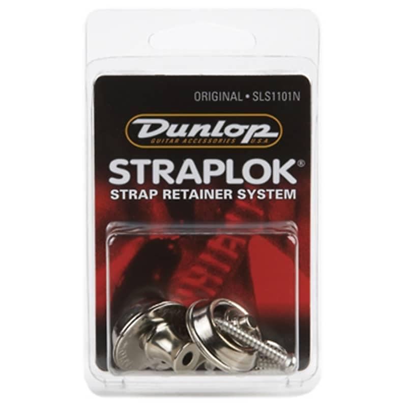 Dunlop Straplok Strap Retainer System SLS1101N