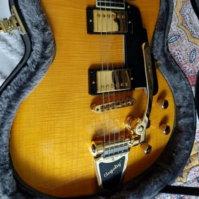 D'Angelico NYSD New Yorker 2000s Blonde for sale