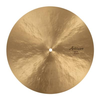 """Sabian Artisan Light Hi Hat Cymbals 15"""""""