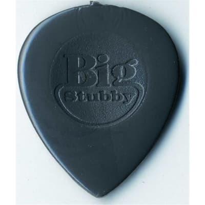 Dunlop 445R30 Nylon Big Stubby 3mm Guitar Picks (24-Pack)