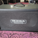 Mesa Boogie 2x12 Recto Compact Cabinet (2021 Black) w/Casters