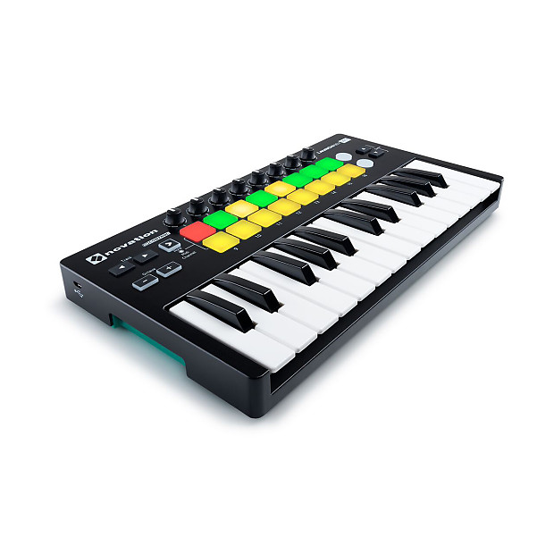 novation launchkey mini mk2 keyboard controller new reverb. Black Bedroom Furniture Sets. Home Design Ideas