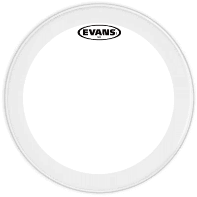 """Evans SS14MS3C MS3 Clear Marching Snare Side Drum Head - 14"""""""