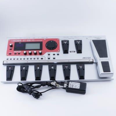 Boss GT-10B Bass Guitar Multi-Effects Pedal & Power Supply P-07972