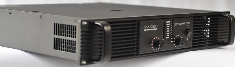V S A  Power amp - 2200 Watt R M S  BLACK | THE AMP HOUSE