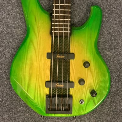 Status Graphite | Green | Made in England | Carbon | very light e-bass - 8,22 lbs | NEW | ULTRA RARE for sale