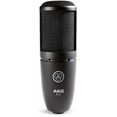 AKG P120 General-Purpose Medium Diaphragm Cardioid Condenser Microphone