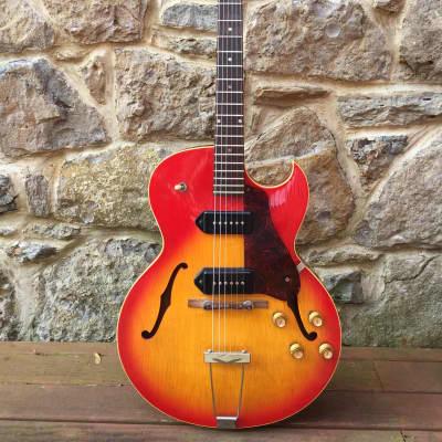 Gibson ES-125 TDC 1966 Sunburst