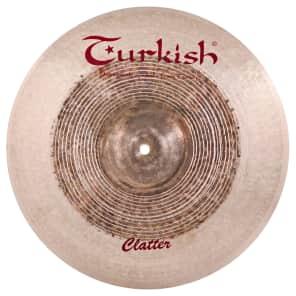 "Turkish Cymbals 17"" Effects Series Clatter Crash CT-C17"