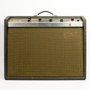 1964 Gibson GA-40T Mariner 1x12 Combo Amplifier