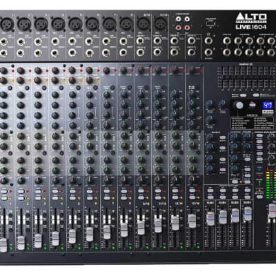 ALTO PROFESSIONAL LIVE 1604 Mixer a 12 canali