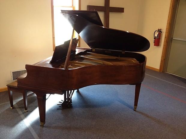 Vintage Baldwin Baby Grand Piano 1963 Reverb