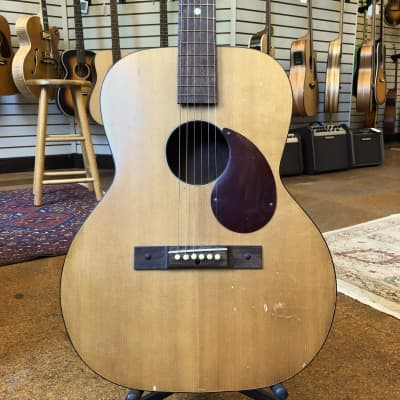Barclay (Kay) USA Solid Spruce/Mahogany Auditorium Acoustic Guitar Early 1960s for sale