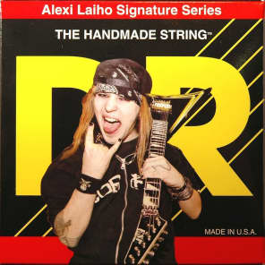 DR AL-11 Alexi Laiho Signature Electric Guitar Strings - Extra Heavy (11-50)