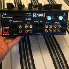 Rane TTM 56  2010 Black / Gunmetal (with Road Ready Case included)