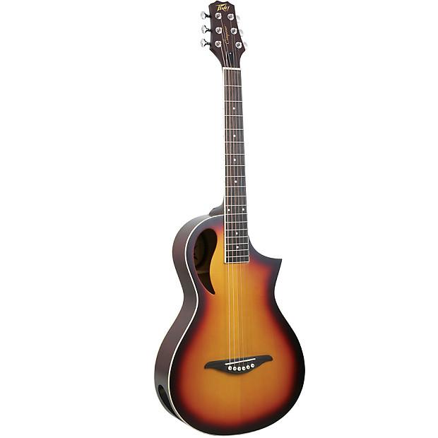 peavey composer guitar sunburst parlor acoustic guitar reverb. Black Bedroom Furniture Sets. Home Design Ideas