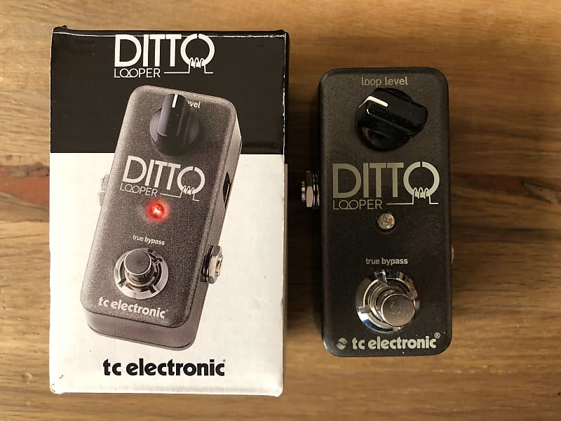 tc electronic ditto looper gear gawd reverb. Black Bedroom Furniture Sets. Home Design Ideas