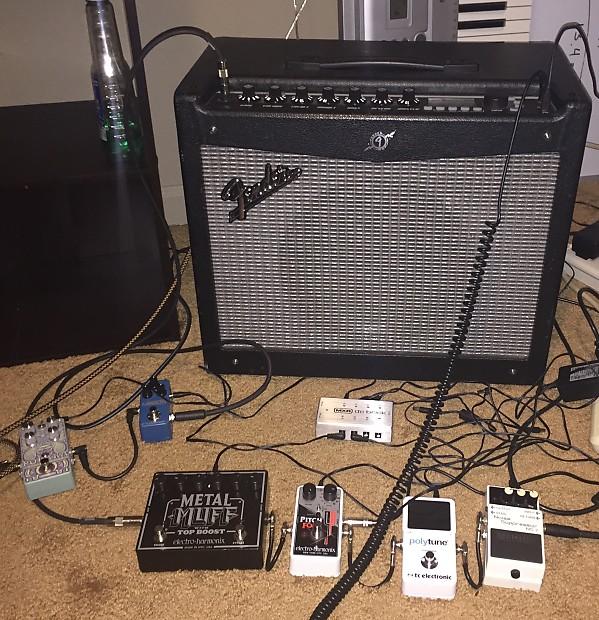 Fender Mustang III (version 2 firmware