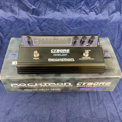 Rocktron Cyborg Digital Delay Effects Pedal for sale