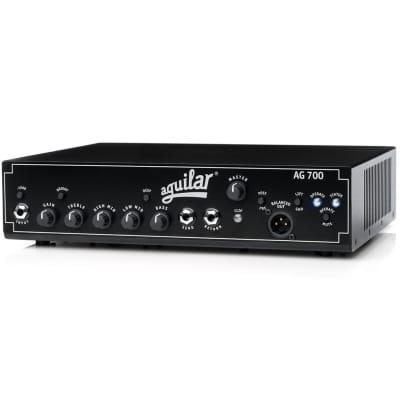 Aguilar AG 700 - Super Light 700 Watt Bass Amplifier for sale