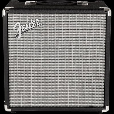 Fender Rumble 25 Bass Combo Amplifier for sale
