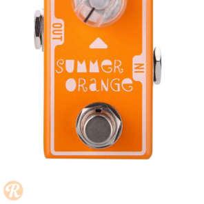 Tone City Summer Orange Phaser