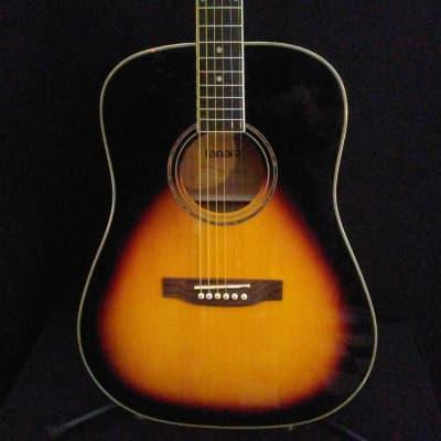 Tanara TSD-100EVS Acoustic/Electric Vintage Sunburst for sale