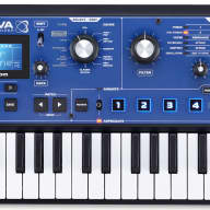 Novation Mininova Compact 37-Key USB/MIDI Synthesizer Keyboard
