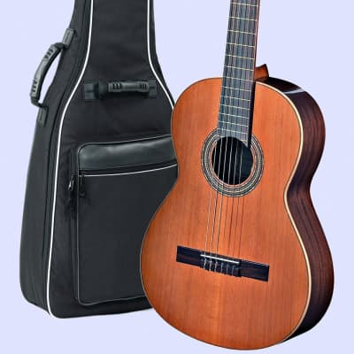 Spanish Classical Guitar 4/4 - VALDEZ MODEL E - solid top for sale