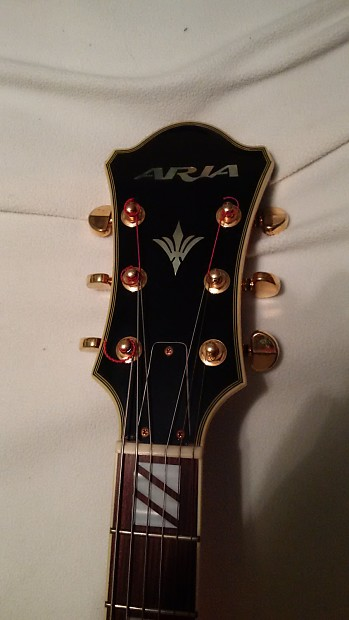 Chucks Auto Body >> Aria Pro II FA 70 Hollow Body Jazz Guitar | Reverb