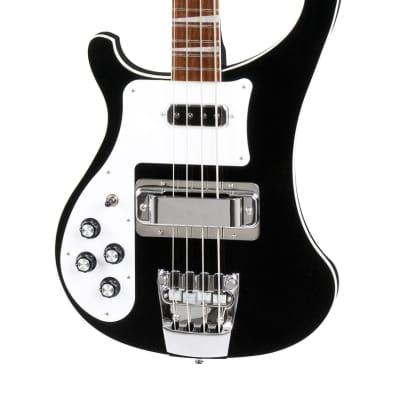 RICKENBACKER 4003 LH Jetglo 4-Saiter Linkshänder E-Bass for sale