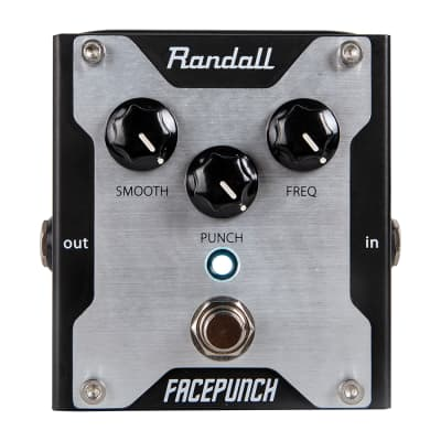 Randall Facepunch Overdrive Guitar Effects Pedal for sale