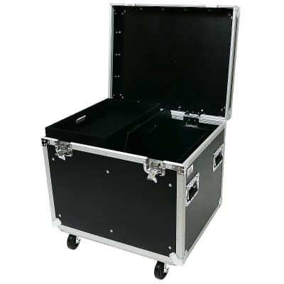 "OSP 30"" TC3024-30 Transport Case With Dividers and Tray image"