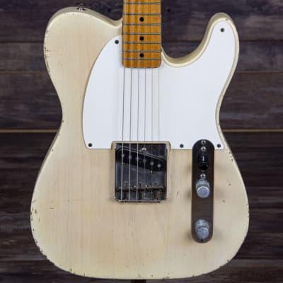 Fender Esquire 1959 White Blonde 6.85 pounds All Original lightweight vintage tele telecaster 59 for sale