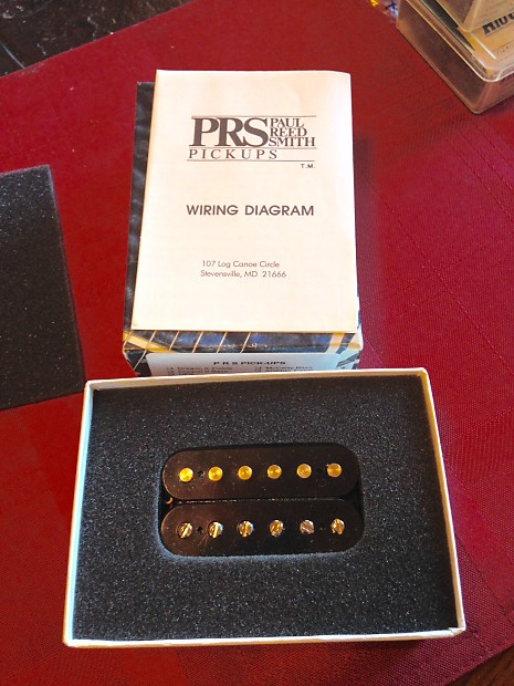 paul reed smith dragon treble