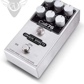 Origin Effects Cali76 Compact Bass Studio-Grade FET Compressor (76-CB)