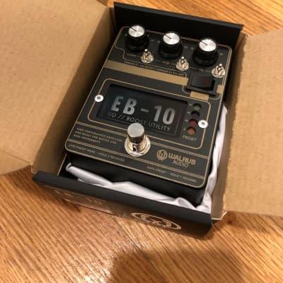 Walrus Audio EB-10 2019 Black for sale