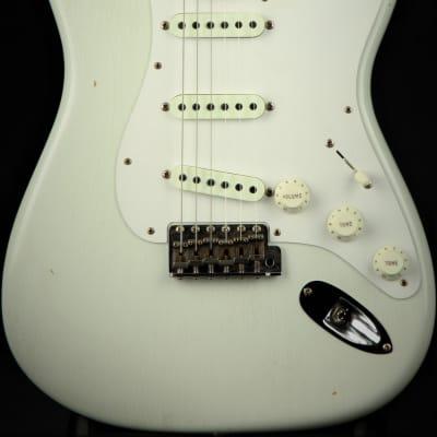 Fender Custom Shop Limited Edition Tomatillo Stratocaster II Journeyman Relic - 55 Desert Tan/2019 FCS Summ for sale