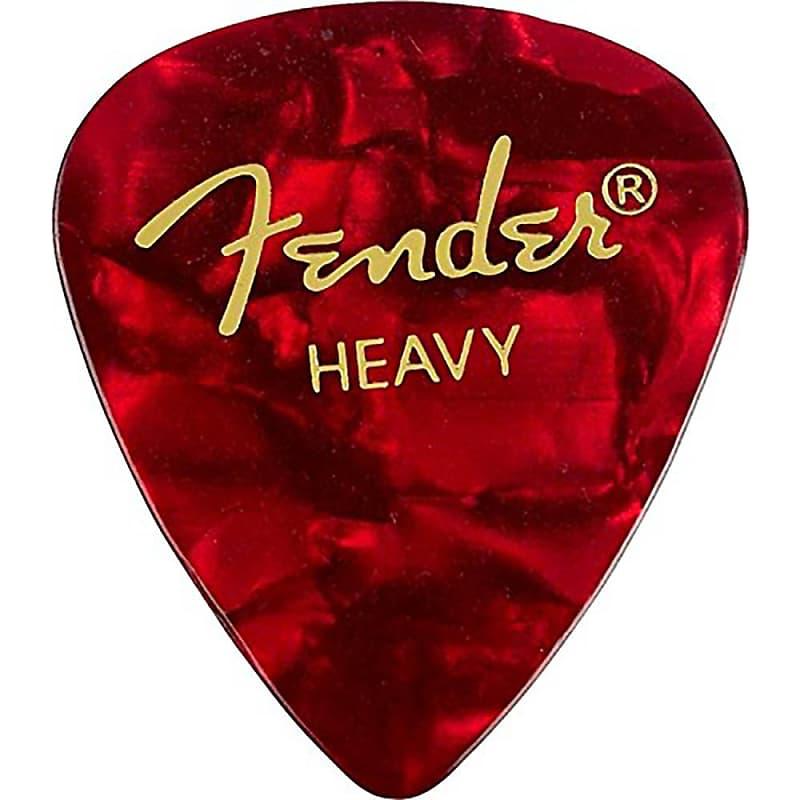 Fender 351 Shape Premium Picks (12-Pack)