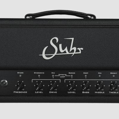 Suhr Hedgehog 50 Guitar Amp Head 2010s