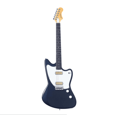 NEW! Harmony Silhouette Electric Guitar in Slate