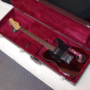 MICHAEL KELLY 1950s Series 1955 Custom Collection GUITAR Striped Ebony w/ CASE - B-stock for sale