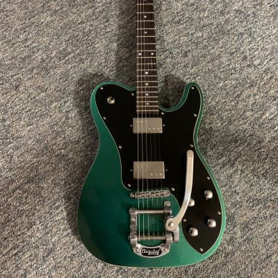 Schecter PT Fastback II B w/ Bigsby Tremolo Green w/ Rosewood Fretboard for sale