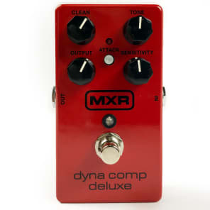 MXR M228 Dyna Comp Deluxe Compressor 2018