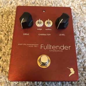 Jersey Girl Fulltender overdrive Pedal for sale