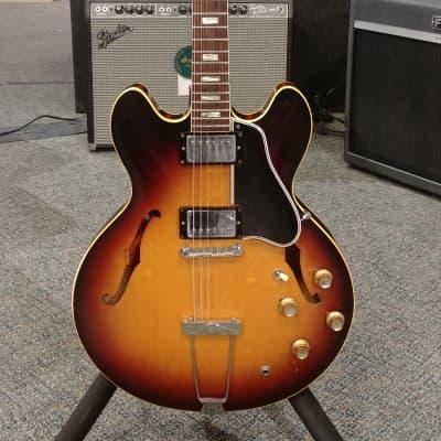 Gibson ES 335 TD 1968 Tobacco Burst