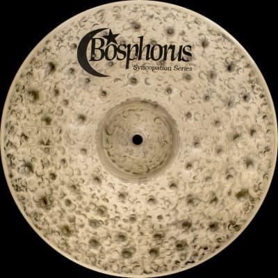 "Bosphorus Syncopation 14"" SW Hi-Hat 816/988 g"