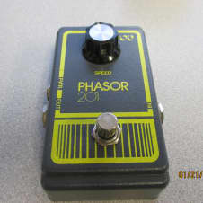 DOD Phasor  201   Phase Shifter Late '70s Gray/Yellow