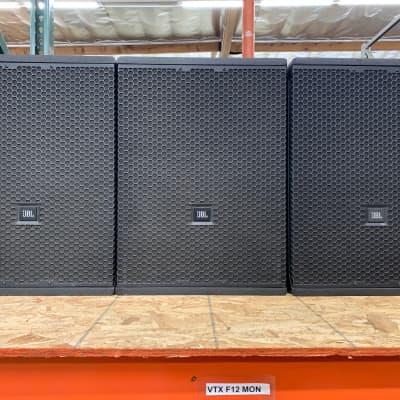JBL VTX Stage Monitor Package